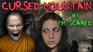 Cursed Mountain - #1 I'm SCARED!
