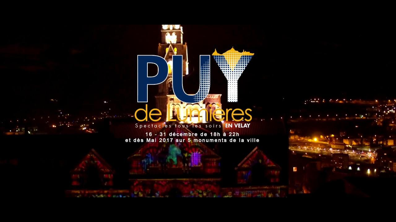 Puy de lumi res youtube for Garage ad le puy en velay