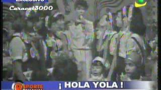 Reporte Semanal: ¡Hola Yola! El archivo de Oro Parte 1 (06-09-09)
