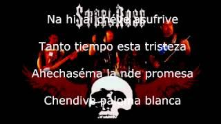 Steel Rose - Paloma Blanca (con letra)