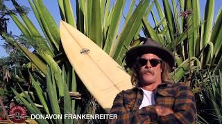 Surf therapy - Message de Donavon Frankenreiter à Save Ferris