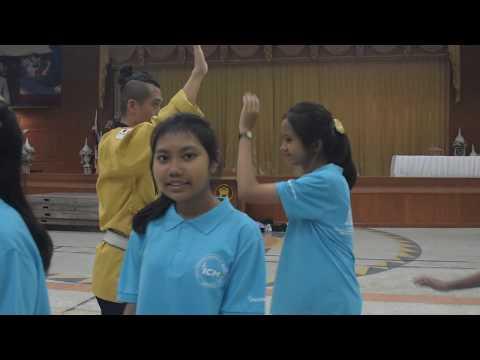 Thailand 3rd martial arts open school Panyaworakun School