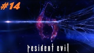 Resident Evil 6 Gameplay / Walkthrough: See...I Knew Who Deborah Was (Part 14)
