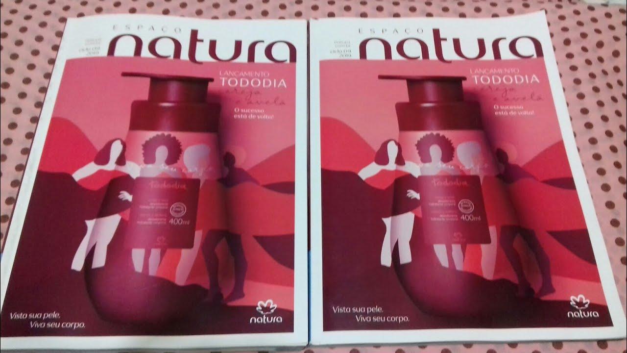 Revista Natura Ciclo 09/2019 - lançamentos e novidades ...