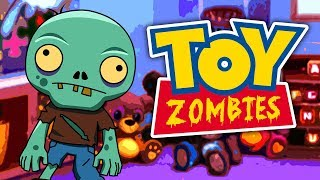 💀 TOY ZOMBIES (Call of Duty Zombies Mod)