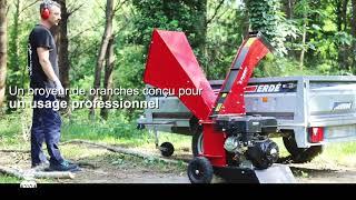 Broyeur De Branches PUBERT Kaori FR