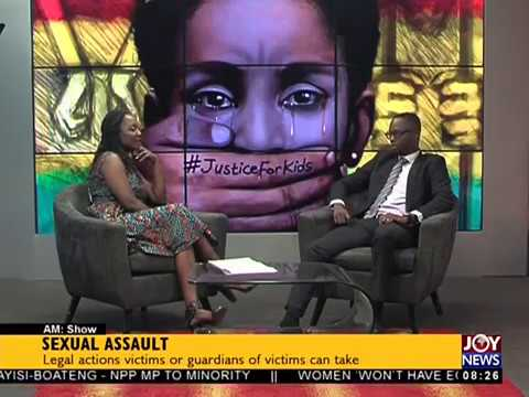 Sexual Assault - AM Show on JoyNews (3-11-17)