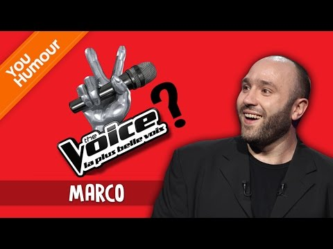 Marco - The voice ?