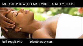 Ultra-Deep Sleep Hypnosis with Massage Theme - Male Voice ASMR Hypnosis - Existotherapy.com