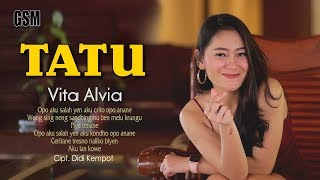 Gambar cover Dj Tatu  - Vita Alvia I Official Music Video