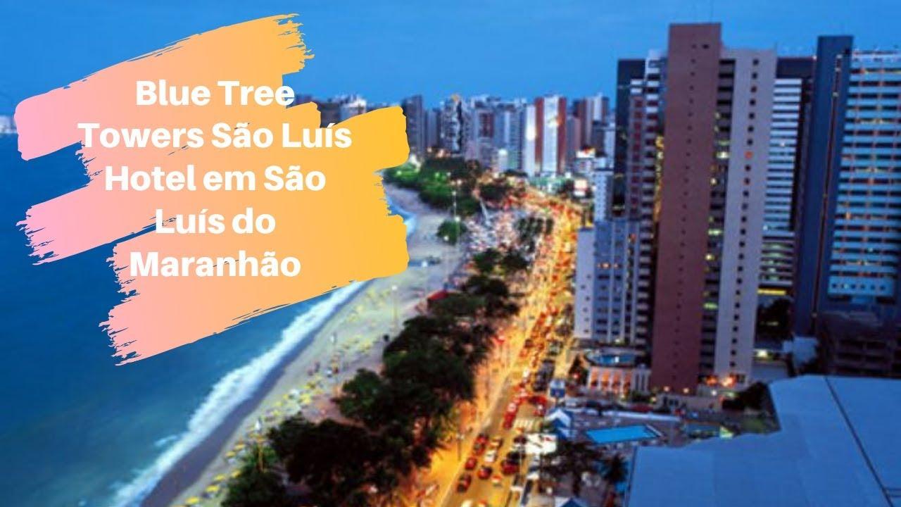 Blue Tree Towers São Luís Hotel em São Luís está em oferta para o final de ano