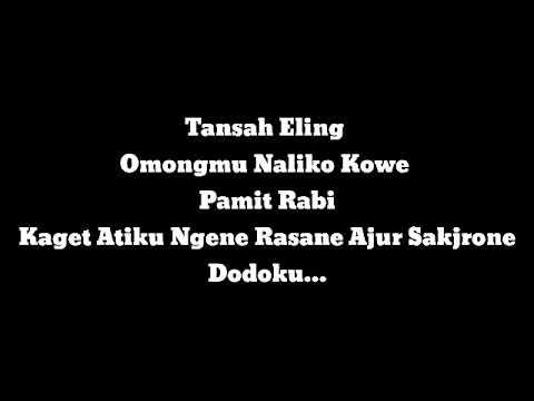 Lirik Lagu Nella Kharisma Atiku Ajur
