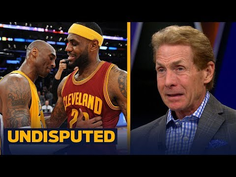 Skip and Shannon on Kobe saying his fans will 'fall in line' with LeBron James   NBA   UNDISPUTED