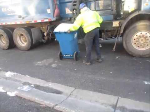Minnesota Garbage Trucks pt.3