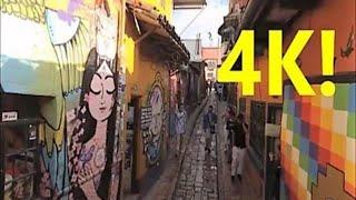 Bogota Colombia Chorro Quevedo Barrio La Candelaria, Calle del Embudo