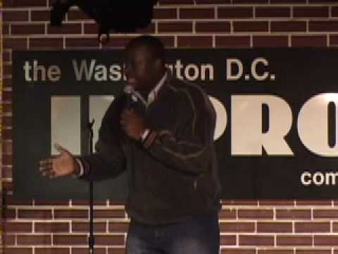 Isaiah Long - Comedy Show at the Improv in DC