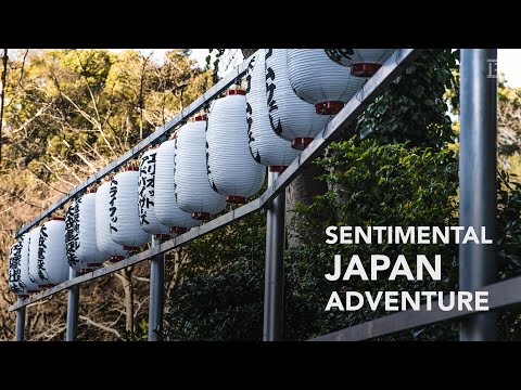 An Adventure in Japan's Cities and Mountain || TTang Films