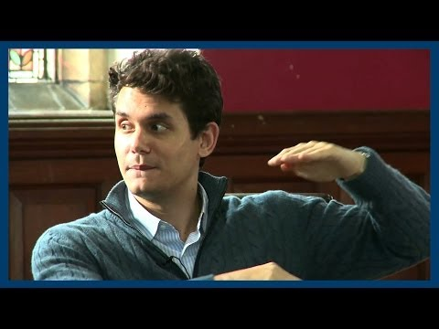 Music Was Better In The 80's | John Mayer | Oxford Union
