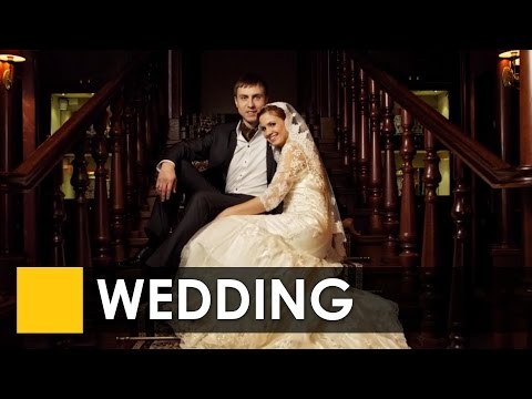 Венчание + слайд шоу