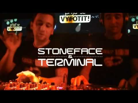 ELECTRO REOPENING STAGE CLUB w/ Stoneface & Terminal, 17 de Marzo 2012