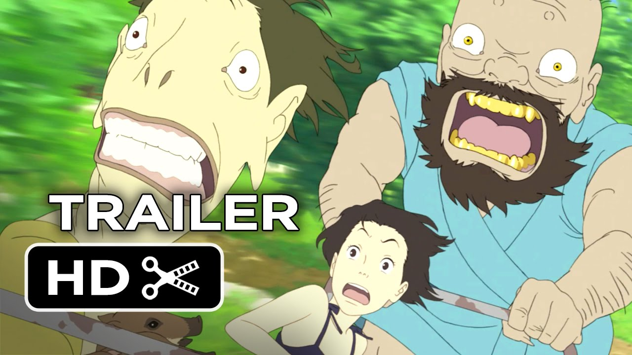 A letter to momo official us release trailer 1 2014 animated movie hd youtube