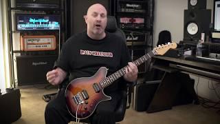 Guitar Collection Episode 1 - Custom Petrucci Sambora Monster!