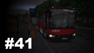 [Lets Play] Omsi 2 #41 - Setra S313 UL - Städtedreieck - Stürmische Setraliebe