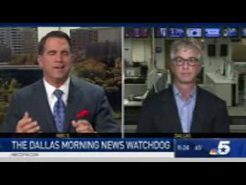 The Watchdog has a mini meltdown about corporate America ... on live TV