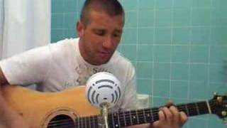 Jack Johnson - Mud Football (The Bathroom Session)