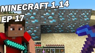 Minecraft Survie 2019: Plein de diamants avec Fortune II ! Ep 17