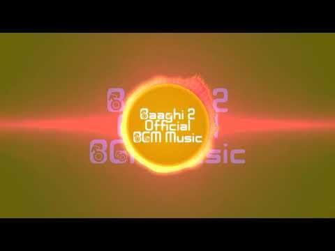Bhaagi 2 official bgm song |Tigershroff |Dishapatani