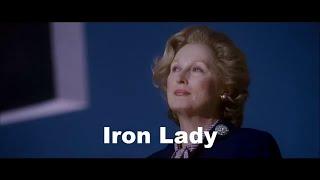 Английский по фильмам - диалог из фильма Iron Lady(Для тех, кто хочет улучшить свои разговорные навыки, и в первую очередь, умение понимать английский на слух..., 2014-10-23T10:18:33.000Z)