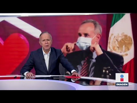 ¿López Gatell va en sentido contrario al uso de cubrebocas?