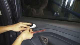 Разборка двери Ford Kuga !