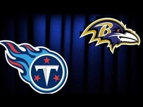 Ravens v Titans 2017 (Part 2)