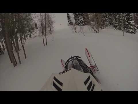 Snowmobiling Utah
