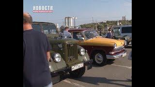 В Чебоксарах состоялся фестиваль ретро автомобилей