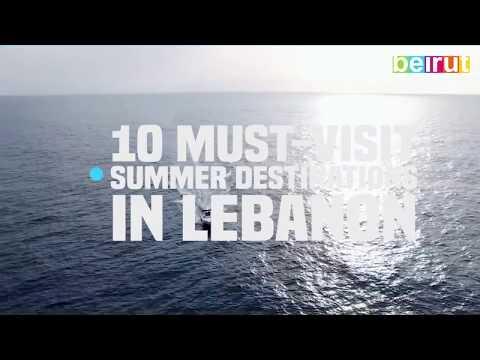 10-must-visit-summer-destinations-in-lebanon