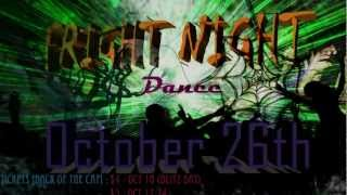 Halloween dance 'Fright Night' promo video