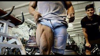 Quads For The Broads | Leg Day At The Original Metroflex Gym