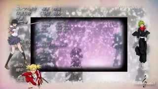Bleach Ending 22 - Tabidatsu Kimi he - [Yadōmaru Lisa, Sarugaki Hiyori, Kuna Mashiro]