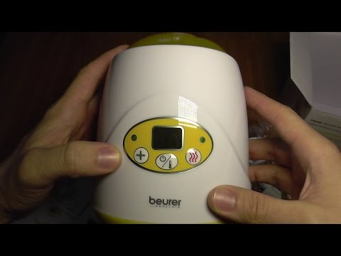 Beurer Babycare BY52 Baby Food and Bottle Warmer