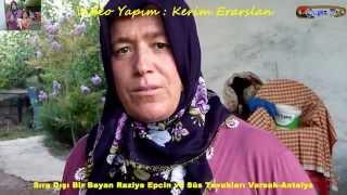 Sıra Dışı Bir Bayan Raziye Epcin ve Süs Tavukları Varsak-Antalya