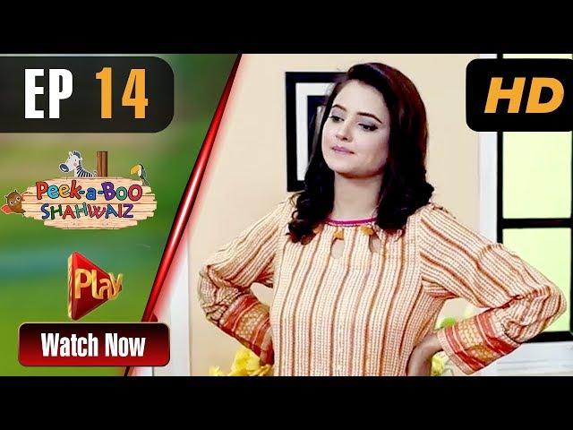 Peek A Boo Shahwaiz - Episode 14 | Play Tv Dramas | Mizna Waqas, Shariq, Hina Khan | Pakistani Drama