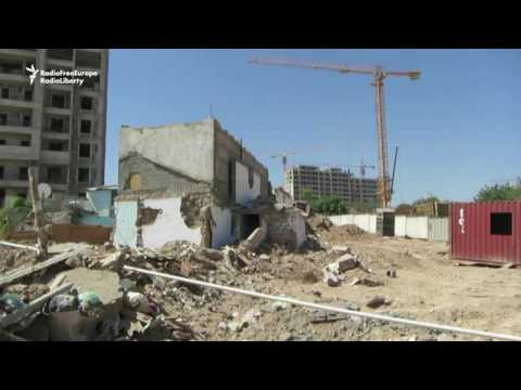 New Demolitions Filmed In Turkmenistan