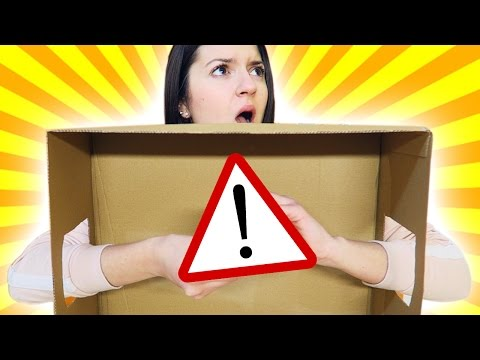 COSA C'È NELLA SCATOLA?! - What's In The Box Challenge