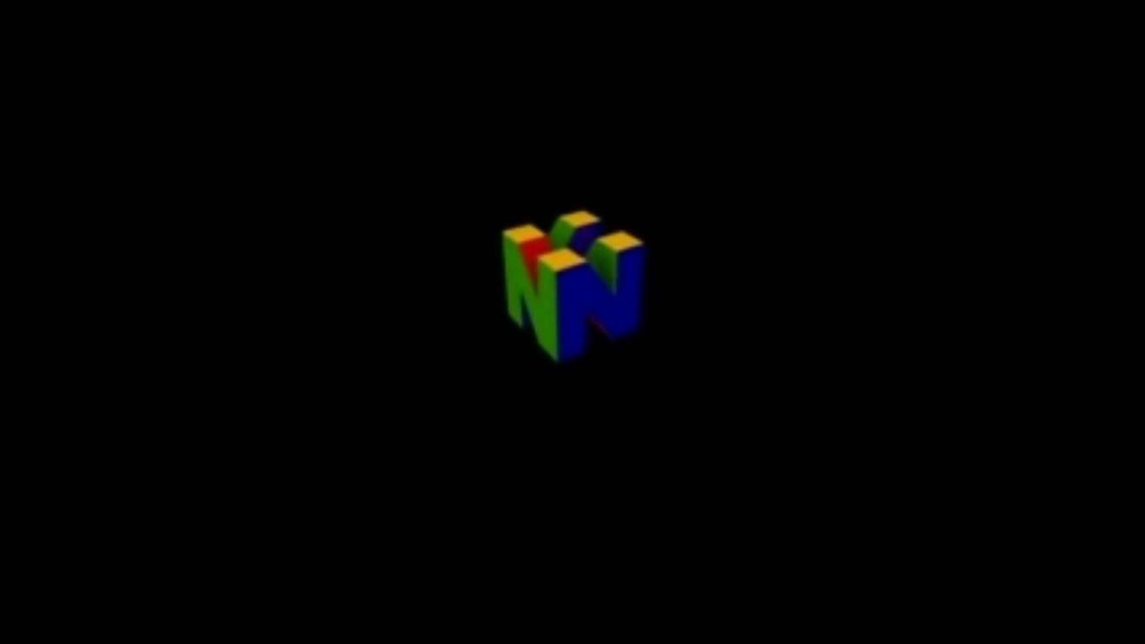 Nintendo 64 Logo Nintendo 64 Super Mario 64 Wii Gamecube Mario Bros