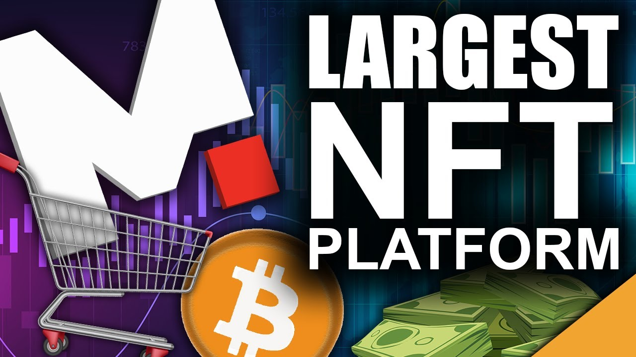 LARGEST NFT Platform (IMPRESSIVE Opportunity! Sell Your Art in 2021)