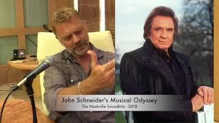 MY FRIEND JOHNNY CASH - JOHN SCHNEIDER
