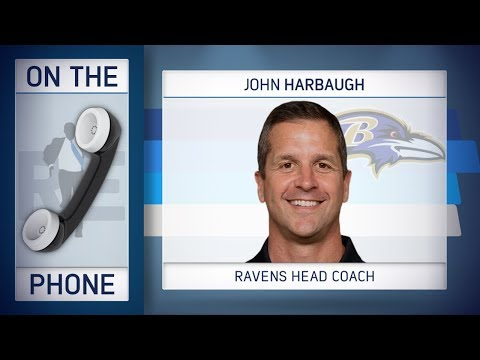 Ravens HC John Harbaugh Talks Job Security, Lamar Jackson & More w/Rich Eisen | Full Interview